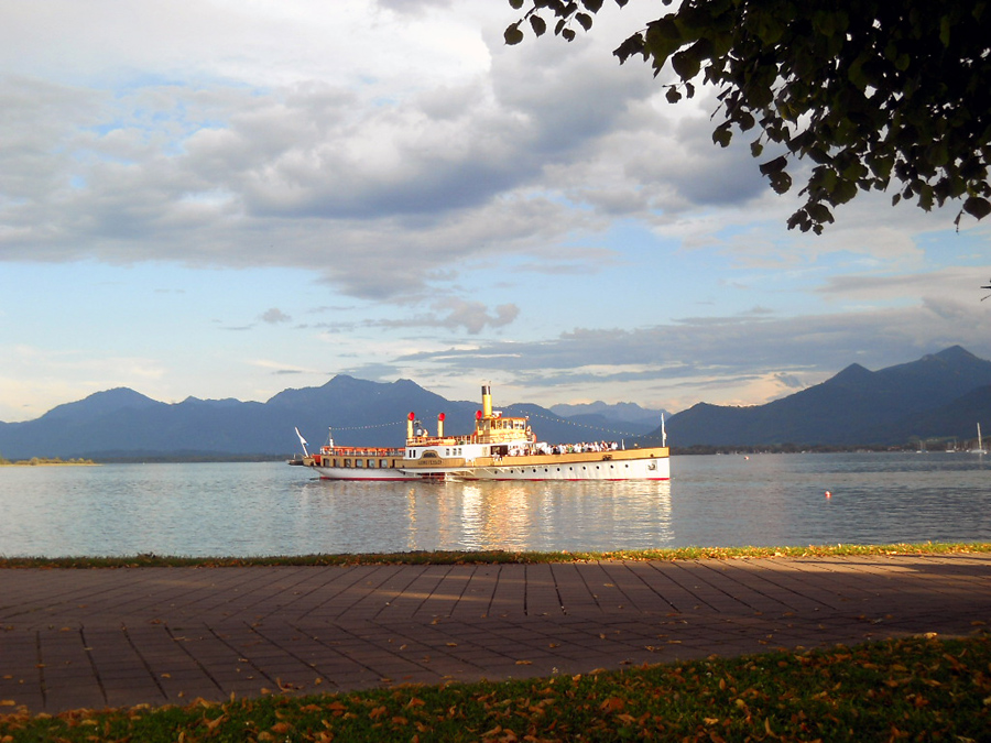 Nearby cities for Chiemsee design hotel